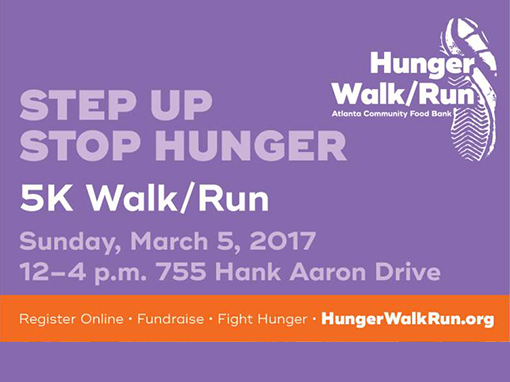 Hunger Walk/Run 2017